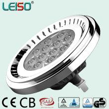 LED AR111 plus efficace avec le TUV approuvé
