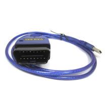 ELM327 USB Авто OBD2 диагностический инструмент кабель Rl232 чип OBD2
