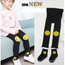 Cotton/Polyester/Nylon/Acrylic Girl`S Tights Leggings