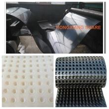 HDPE Dimple geomembrana Geotextil compuesto para el campo de fútbol artificial