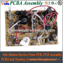 Elektronik PCBA Hersteller, PCBA Montage, Leiterplattenbestückung Hersteller Leiterplatten Bestückung