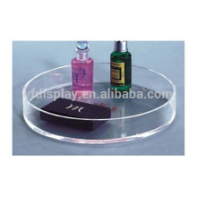 Fantastic Simple Top Class Clear Acrylic Cosmetic Tray