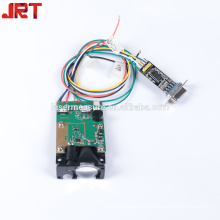 100m precision laser distance measuring sensor volume measurer rs232