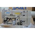 DT 781D botón de alta velocidad que conecta la máquina de coser industrial del zapato del hilo de costura de costura de la etiqueta