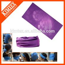 Sale seamless custom printed tube biker bandana