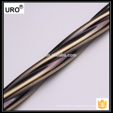 URO factory extendable iron curtain pipes