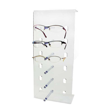 Acryl Sonnenbrille Display Regal