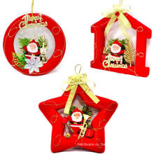 2017 Christmas Wreath and Garland for Hang Decoration