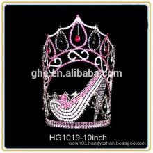 Fully stocked factory directly real diamond tiara