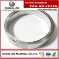 30% Matériau bimétallique d'élongation 113 ~ 142 E / Gpa Elastic Modulus