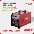 mig welding machine specification 155A
