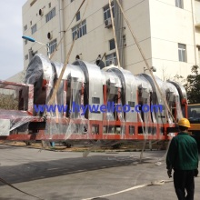 Rotary Drum Drying Machine for Battery Industry Powder