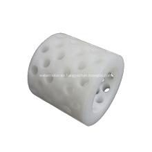 Delrin cnc mecanizado de piezas de plástico pom