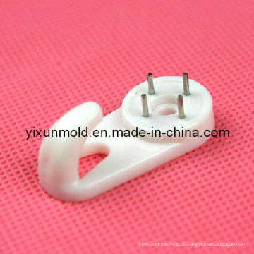 Moldura para fotos molde de injeção de gancho de plástico