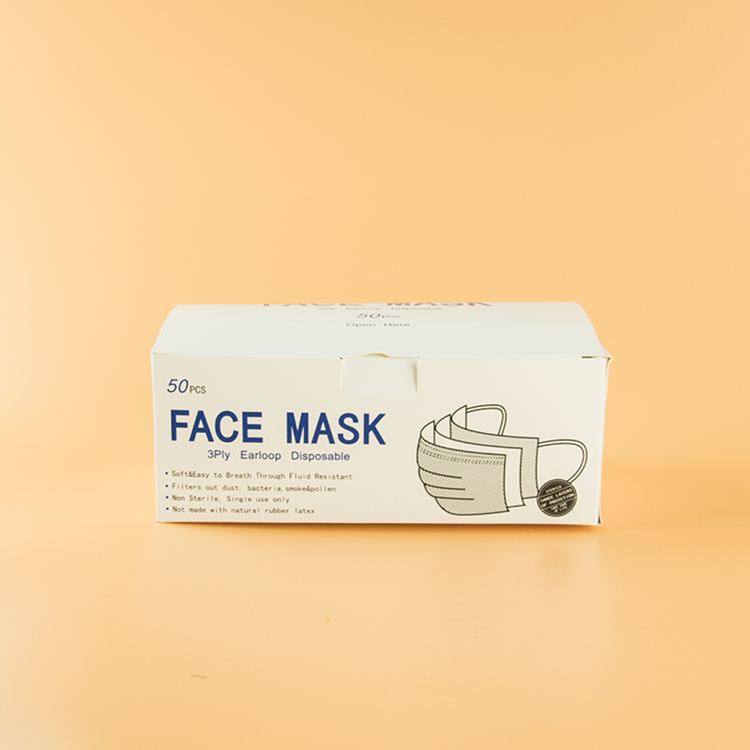 Disposable face mask11