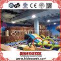 Piratenschiff Thema Heißer Verkauf Kinder Indoor Spielplatz Stuktur