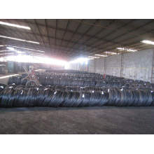 BWG15 1.8MM Soft Black Annealed Wire