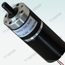 Dynamo flashlight 3-phase brushless gear motor with cheap price