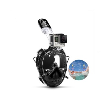 Innovative Scuba Mask Snorkel Set for Scuba diving
