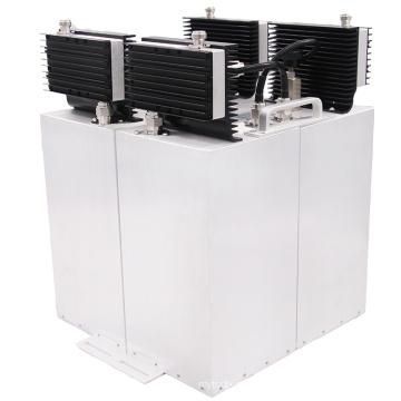 hohe qualität N weibliche 361-366 Mhz 4 way dual band catv vhf uhf Hohlraum combiner