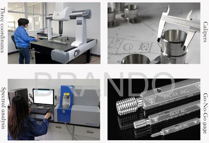 aluminum die casting testing