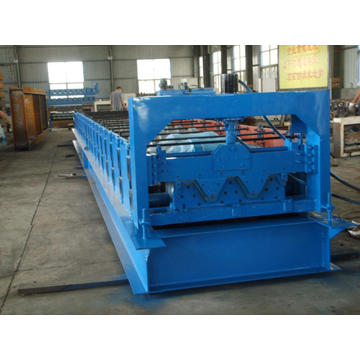 Decking Composite Floor Covering Machine
