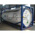 25000L alta resistência tanque de aço de carbono recipiente para água, petróleo, produtos químicos