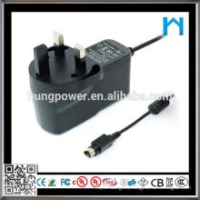 Adaptador 5v 2a 4mm ul adaptador de corriente alterna adaptador de alimentación kc certificación