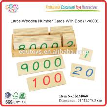 montessori material toys Stamp Game