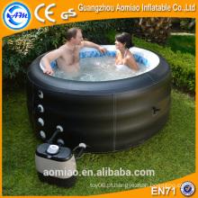 Piscina ao ar livre mini piscina spa piscina inflável para venda