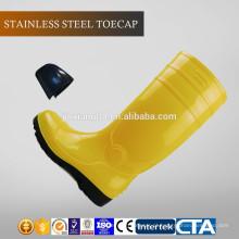 JX-AL965 CE S5 China Carregadores de chuva do PVC & sapatas de segurança
