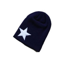 Nouveau Design marine Long Knitted Beanie