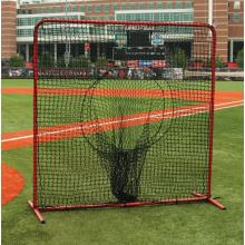 Portable pliant pratique softball net de baseball frapper