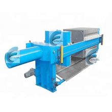 Hydraulic Fast Opening Automatic Membrane Filter Press Offered By Leo Filter Press