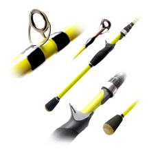 BAR005 nano carbon casting bass fishing rod