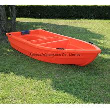 Small Chinese Fishing Boat Hard Motor Plastic PE Boat