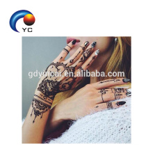 New Arrivals Henna Stencils Mehndi Style Stylish Design with Competitive Price