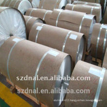 Good surface quality 3003 H18 aluminum coil for fan manufacturer in China