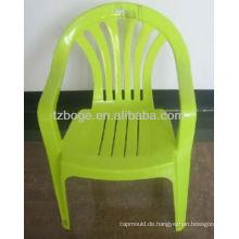 Kunststoffsitz / Stuhl-Spritzgussform