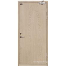 Fire Rated Wooden Door (YF-FW008)