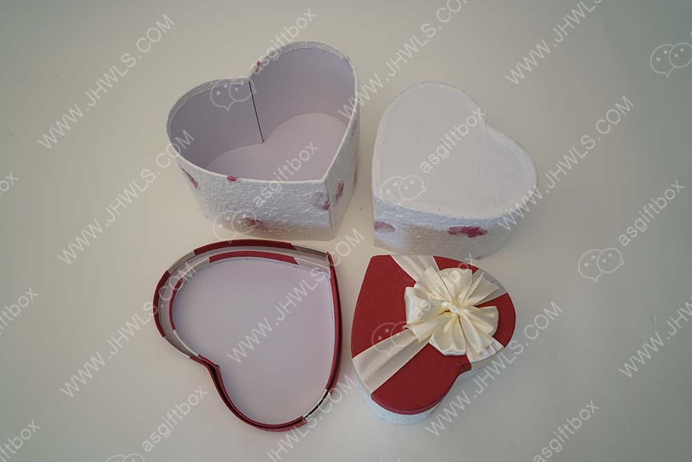 Valentine Day Packing Box