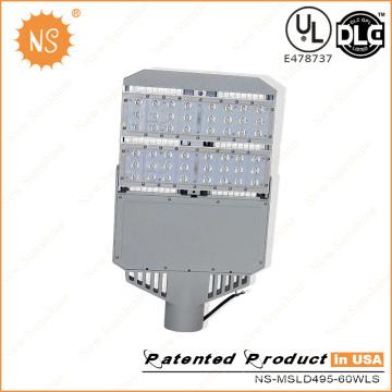 Luz de rua modular da estrada do CREE 60W LED do poder superior