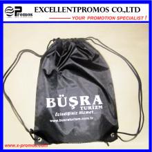 Cheap Custom Logo impresso poliéster Drawstring Backpack (EP-B6192)