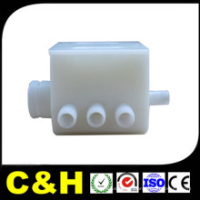 OEM CNC Machined Milling Plastic PC / PP / ABS / POM Parts