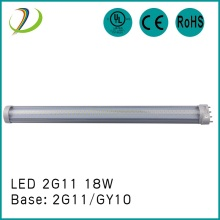 410mm 1650lm 5 ano 2g11 tubo led
