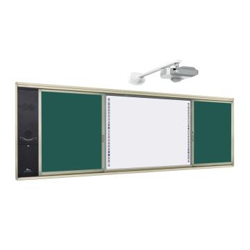 Umweltfreundliche Schiebe-Schreibtafel