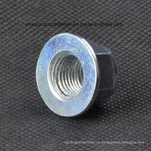 Углеродистая сталь 8.8 Гайка фланцевого соединения с фланцем (CZ011)