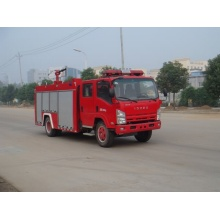 fire truck hose reel water cannon hose reel
