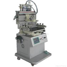 Impresora de pantalla vertical automática plana de la succión del vacío de TM-400p