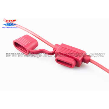 ensemble de cable porte-fusible automobile